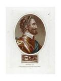 Henry IV Giclee Print by J. Chapman