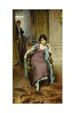 Dreaming Giclee Print by William A. Breakspeare