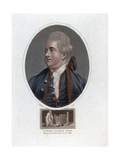 Portrait of Edward Gibbon Giclee Print by J. Chapman