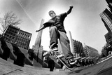 Skateboarding 1996 Archival Photo Poster Photo
