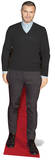 Gary Barlow Silhouettes découpées en carton