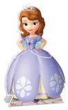 Sofia the first - Disney Princess Cardboard Cutouts