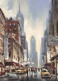 Eighth Avenue Art by Brent Heighton