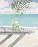 Beach Refreshment Posters by Arnie Fisk