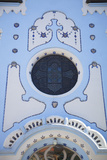 Detail on Church of St Elizabeth (Blue Church), Bratislava, Slovakia Photographic Print by Ian Trower
