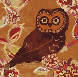 Whoo's That Owl 2 Prints by Bella Dos Santos