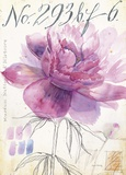 Field Study Peony Prints by Angela Staehling