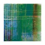Corrugated III Giclée-Premiumdruck von Ricki Mountain