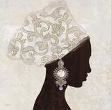 Fashion Global Silhouette 1 Prints by Bella Dos Santos