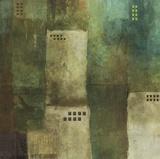 Verdant Harmony 1 Prints by Ken Roko