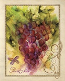 Valley Vines 2 Prints by Patricia Haberler