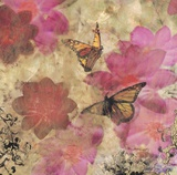 Dreamtime Butterflies 2 Prints by Matina Theodosiou