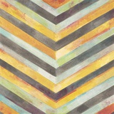 Rustic Symetry 4 Posters by Norman Wyatt Jr.