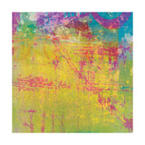 Pastellegance I Giclée-Premiumdruck von Ricki Mountain