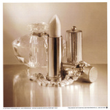 Vintage Glamour Lipstick & Perfume Posters par Julie Greenwood