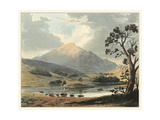 Picturesque English Lake II Prints by T.h. Fielding