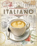 Caffe Italiano Prints by Chad Barrett