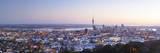 City Skyline Illuminated at Dawn, Auckland, North Island, New Zealand, Australasia Photographic Print by Doug Pearson