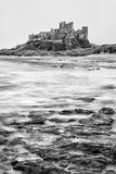 Bamburgh Castle, Northumberland, Uk Photographic Print by Nadia Isakova