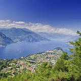 Italy, Lombardy, Como District. Como Lake, Bellagio. Photographic Print by Francesco Iacobelli