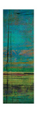 Sea Floor I Poster von Ricki Mountain
