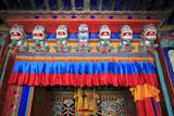 Ganden Monastery, Wangbur Mountain, Lhasa, Tibet, China Photographic Print by Ivan Vdovin