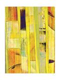 Yellow Mix I Giclée-Premiumdruck von Ricki Mountain