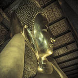 Wat Pho (Temple of the Reclining Buddha), Bangkok, Thailand Photographic Print by Jon Arnold