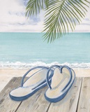 Beach Comfort Prints by Arnie Fisk
