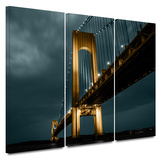Bridge Gallery Wrapped Canvas Set