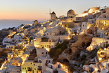 Oia,Santorini, Kyclades,South Aegean, Greece,Europe Photographic Print by Christian Heeb
