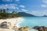Lamai Beach, Koh Samui, Thailand Photographic Print by Jon Arnold