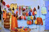 Chefchaouen, Morocco, North Africa Fotografisk tryk af Neil Farrin