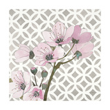 Pretty in Pink Blossoms 3 Giclee Print by Megan Swartz