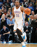 Jan 27, 2014, Atlanta Hawks vs Oklahoma City Thunder - Kevin Durant Photographic Print by Layne Murdoch