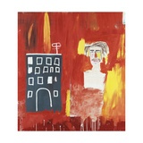 Hallop Giclee Print by Jean-Michel Basquiat