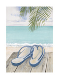 Beach Comfort Posters by Arnie Fisk