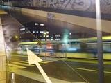 Mouvement Urbain de Nuit Photographic Print by Laurent Grizon