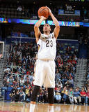 Mar 7, 2014, Milwaukee Bucks vs New Orleans Pelicans - Anthony Davis Photographic Print by Layne Murdoch