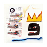 Untitled Giclee Print by Jean-Michel Basquiat
