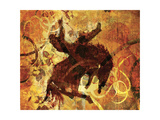 Rodeo 1 Giclee Print by Starlie Sokol-Hohne