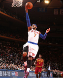 Jan 30, 2014, Clevseland Cavsaliers vs New York Knicks - Carmelo Anthony Foto af Nathaniel S. Butler