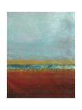 Red Seas 2 Giclee Print by Starlie Sokol-Hohne