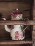 The Teapot Fotodruck von  Cazeba