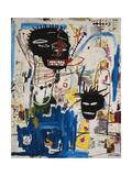 ISBN Gicléetryck av Jean-Michel Basquiat