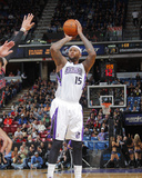 Feb 3, 2014, Chicago Bulls vs Sacramento Kings - DeMarcus Cousins Photographic Print by Rocky Widner