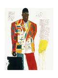 MP Reproduction procédé giclée par Jean-Michel Basquiat