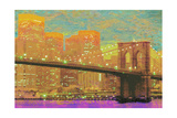 Vibrant City 1 Prints by Christopher James