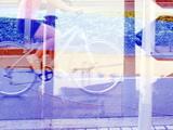 La Bicyclette Photographic Print by Laurent Grizon