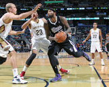 Jan 21, 2014, Sacramento Kings vs New Orleans Pelicans - DeMarcus Cousins Photo by Layne Murdoch